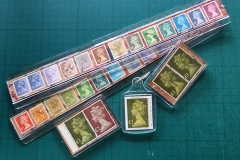 Stamp rulers etc