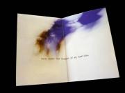 I Close my Eyes - poem book